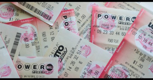 Woman says lottery ticket worth $26 million destroyed in wash