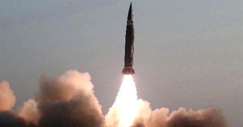 Kim Jong Un and North Korea make a splash for Biden with ballistic missiles