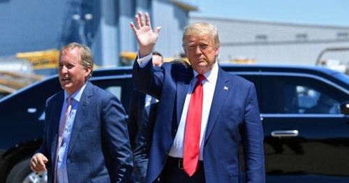 Trump endorses Ken Paxton over George P. Bush in Texas attorney general race