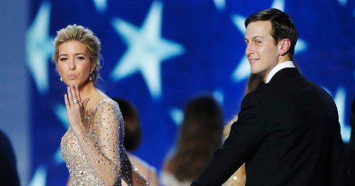 Jordan Libowitz Ivanka Trump and Jared Kushner made millions in Washington. But at what cost?
