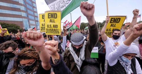 Israel-Hamas tensions aren't new — but this level of pro-Palestinian support in the U.S. is