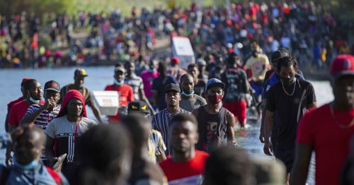 U.S. ramps up plan to expel Haitian migrants gathered in Texas