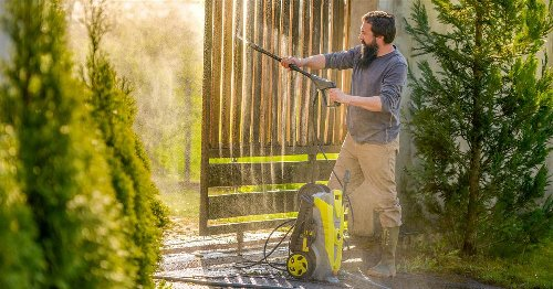 The 5 best pressure washers, according to experts