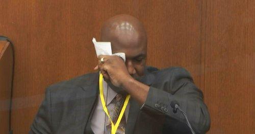 George Floyd's brother Philonise testifies in Derek Chauvin's trial