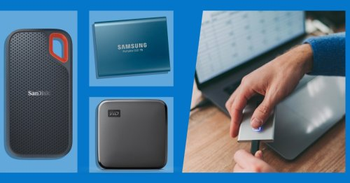 The 5 best external hard drives in 2021, according to a tech expert