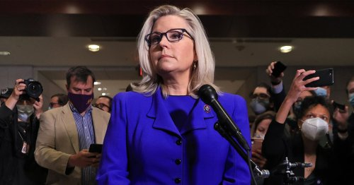 Liz Cheney is still furious about Trump. The GOP just let her off the leash.