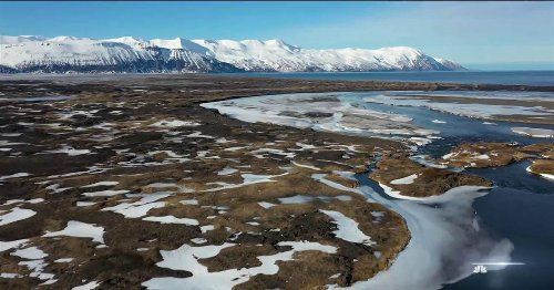 Inside look at Iceland company's new experiment to combat climate change