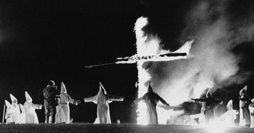 Texas Senate passes bill that removes requirement to teach Ku Klux Klan as 'morally wrong'