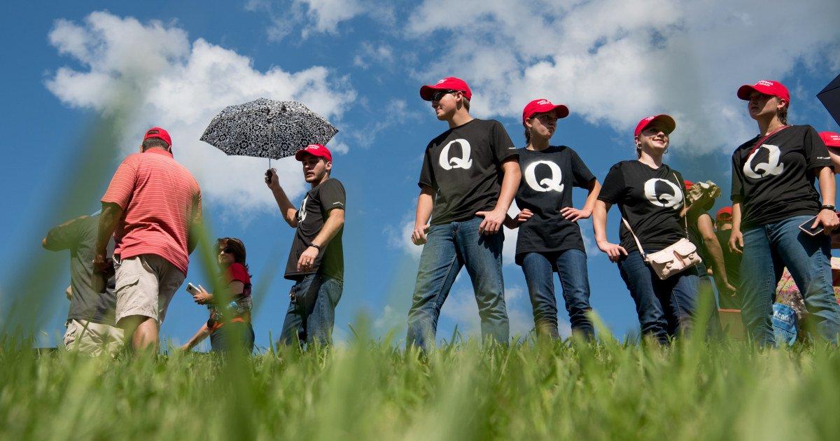 QAnon fanatics are rebranding their 'secret war.' And it's working.