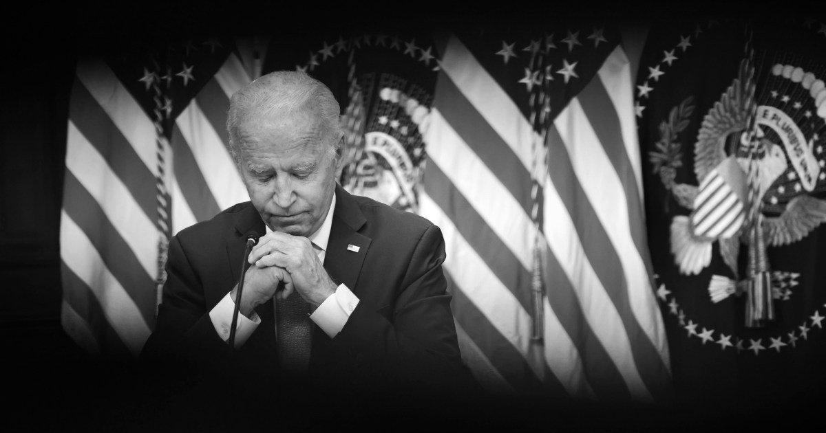 The danger in electing Biden is now on full display