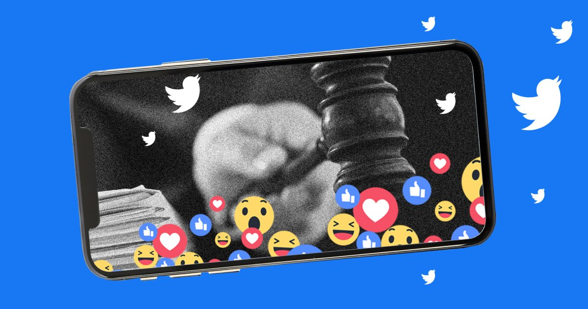 Partisan posts and lewd photos: Judges punished for social media misconduct