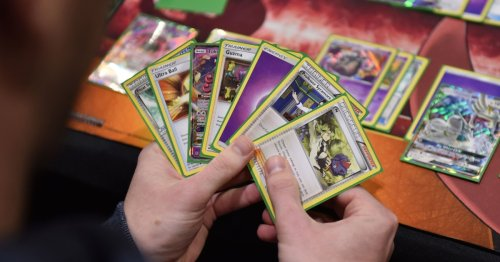 Georgia man used most of Covid business loan to buy $57,000 Pokémon card, prosecutors say