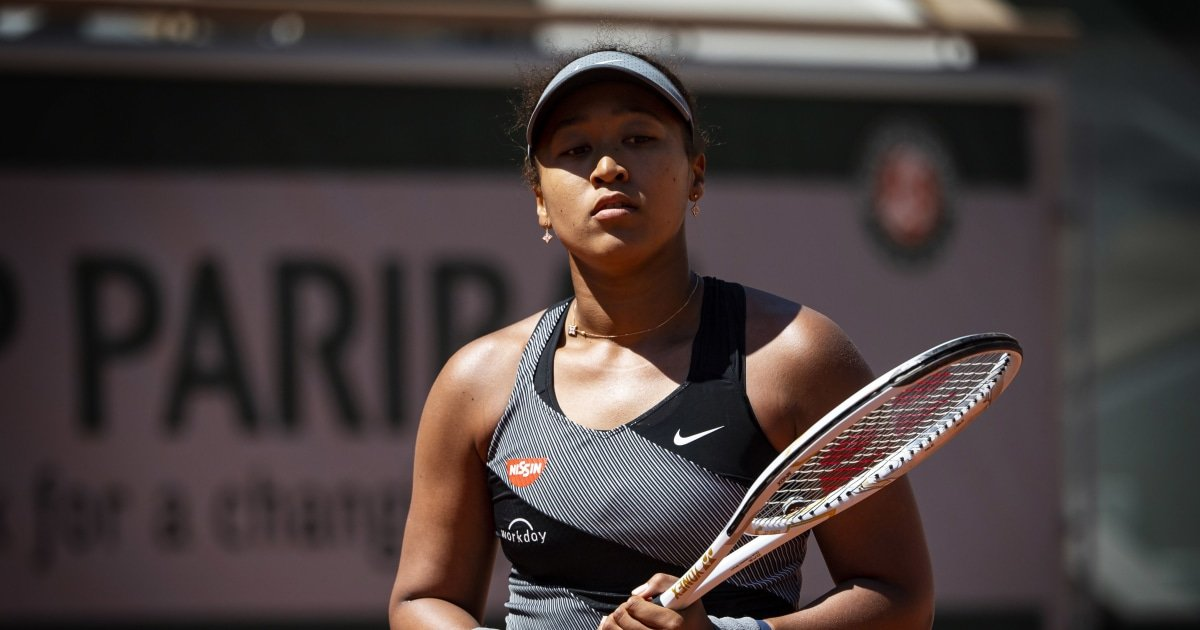 Naomi Osaka's French Open controversy sends an ugly message - cover