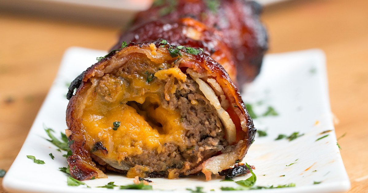 Tasty's baked BBQ bacon cheddar meatballs are over-the-top good