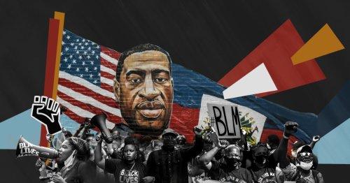 The monumental impact of George Floyd's death on Black America