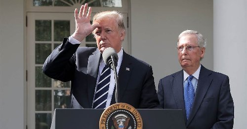 A Trump-McConnell power struggle creates landmines in GOP quest to retake Congress