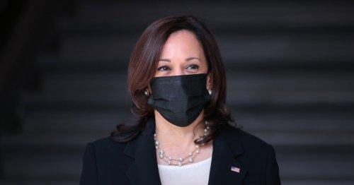 Analysis: Taking on tough tasks for Biden, Harris is at political risk