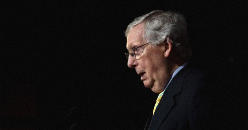 The wrong guy to whine about the end of 'the era of bipartisanship'