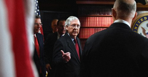 America has written off the GOP as a serious party