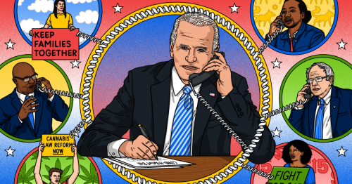 Joe Biden is proving progressives wrong. And they're loving it.
