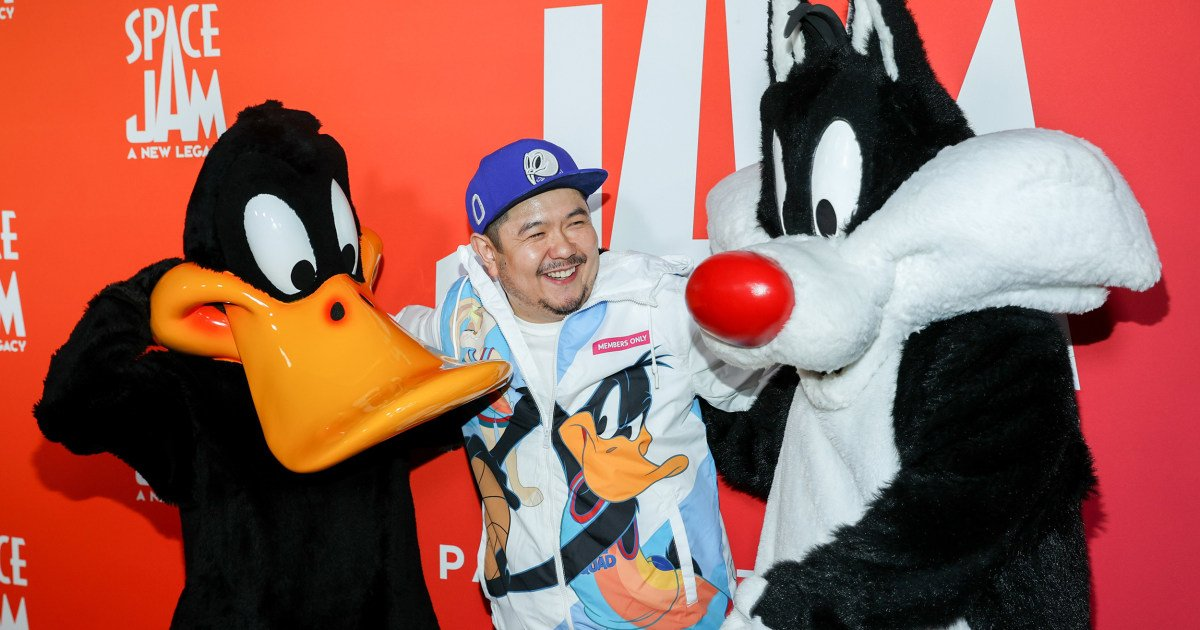 How 'Space Jam' voice actor's career is tied to his Filipino family, upbringing