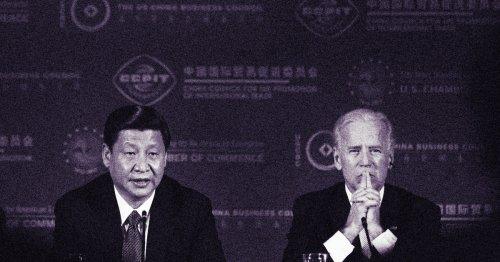 Biden's tricky China balancing act