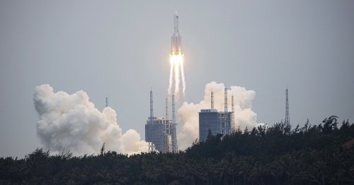 Chinese space junk just crashed to Earth safely. What about next time?