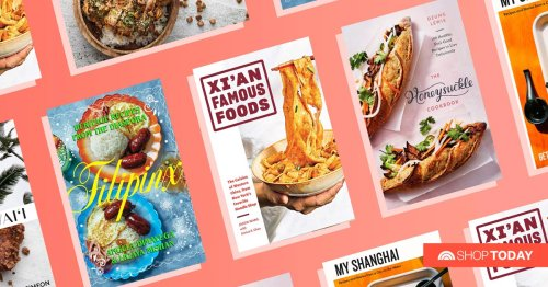 These 9 new cookbooks celebrate AAPI history and cuisine