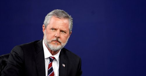 Jerry Falwell Jr. sued by Liberty University for millions over sex, extortion scandal