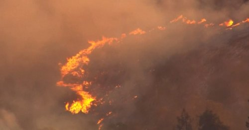 Prescribed burn gets out of hand, prompts evacuations in California
