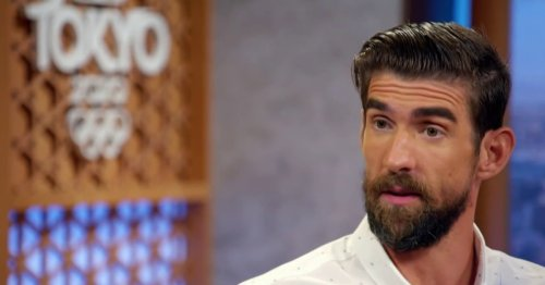 Former Olympic swimmer Michael Phelps opens up about mental health