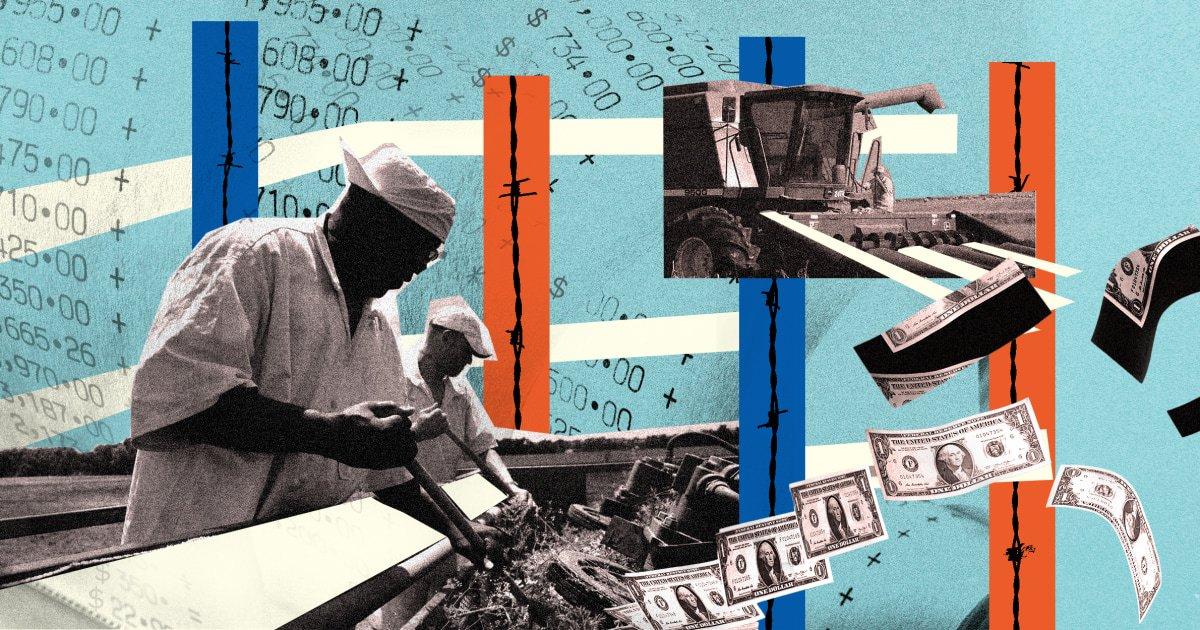 Some prison labor programs lose money — even when prisoners work for pennies