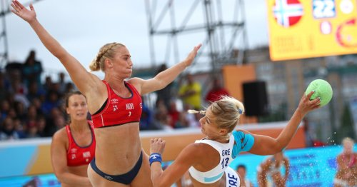 Norway's beach handball protest is about a lot more than bikinis