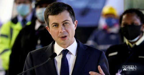 Pete Buttigieg pushes back on criticism of his paternity leave