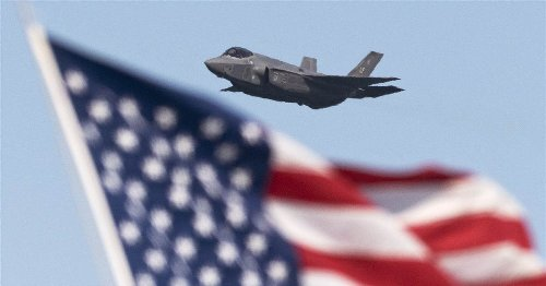 The Air Force admits the F-35 fighter jet costs too much. So it wants to spend even more.