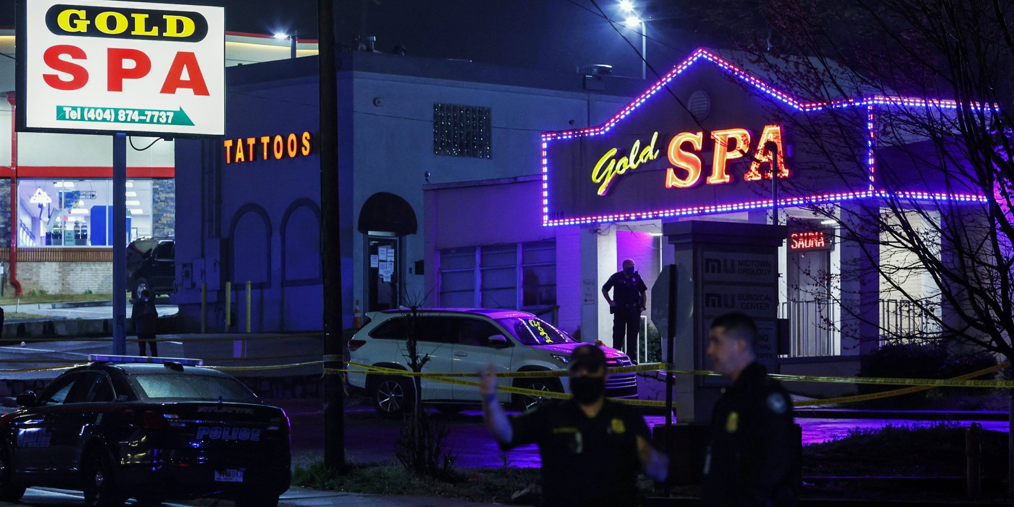 Eight people killed in Atlanta-area shootings: Latest news and reaction