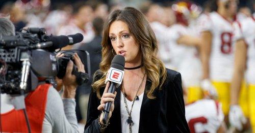 ESPN reporter Allison Williams leaving network over Covid vaccine mandate