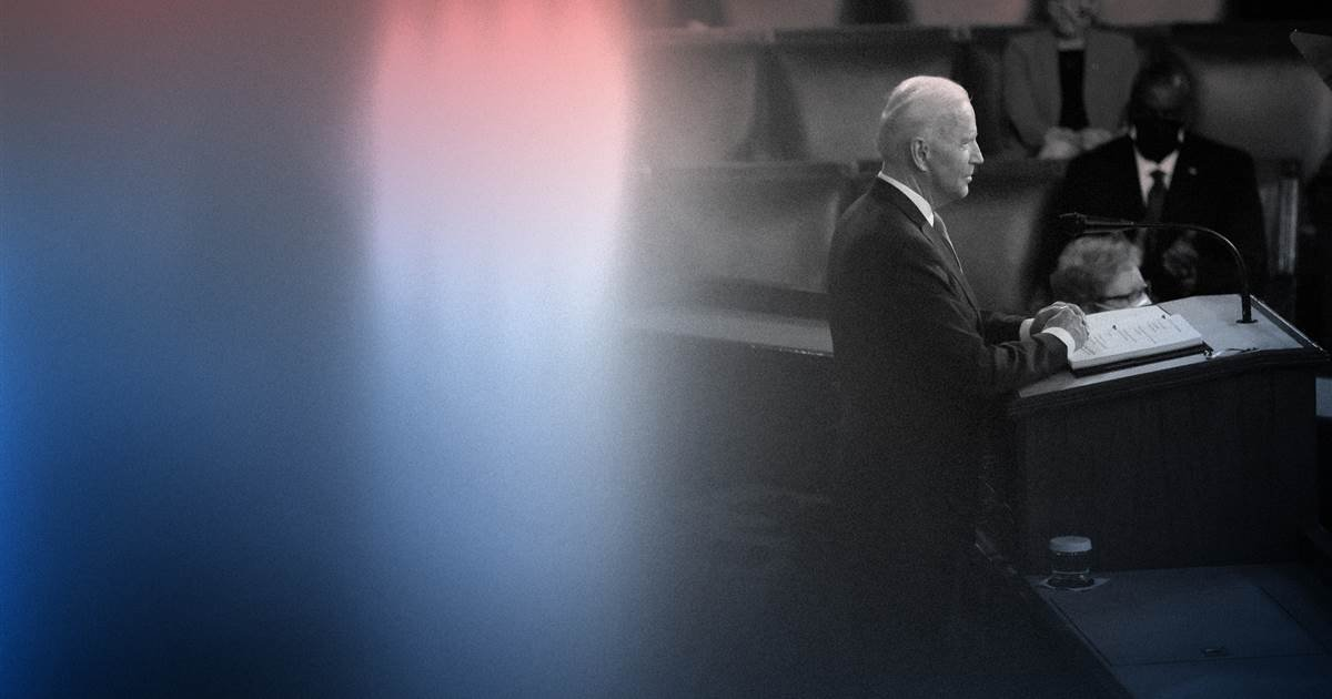 Biden makes case for big government spending to keep America 'on the move' - cover