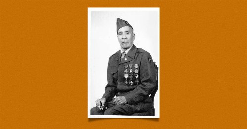 Mexican American hero of WWI up for Texas' highest military honor