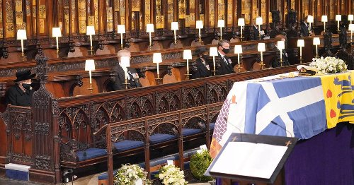 Prince Philip laid to rest by Queen Elizabeth II, royal family