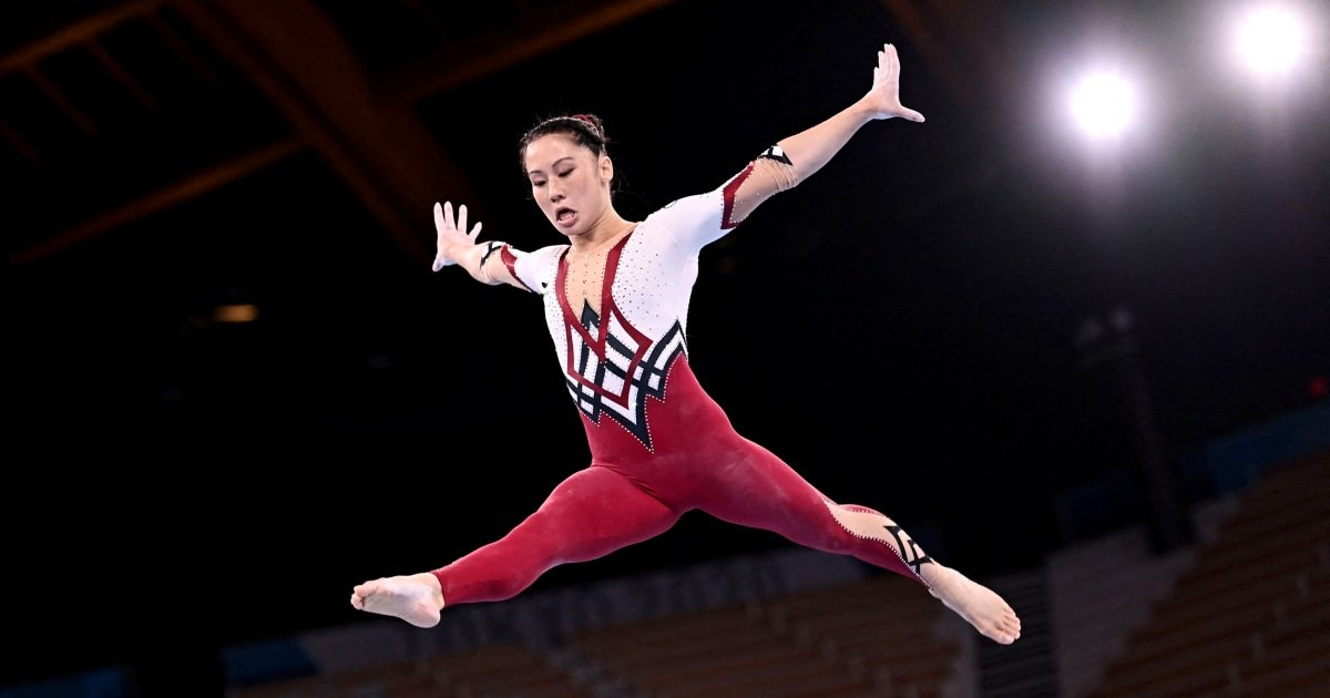 Tokyo Olympics could be 'turning point' for how female athletes dress