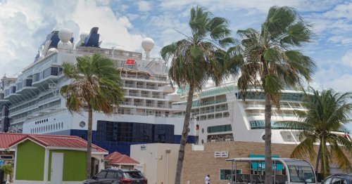 Two Royal Caribbean cruise passengers test positive for Covid-19