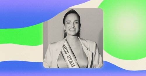 Miss USA's 1st bisexual contestant on why winning is 'about the people you're representing'