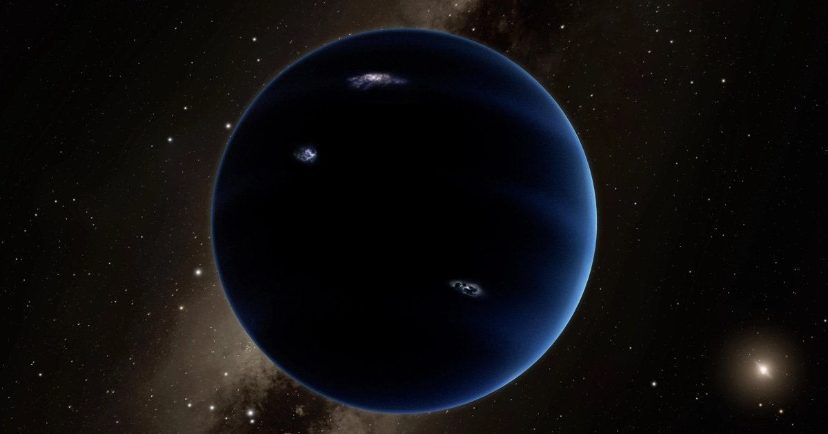 Astronomers are still looking for the elusive 'Planet 9'