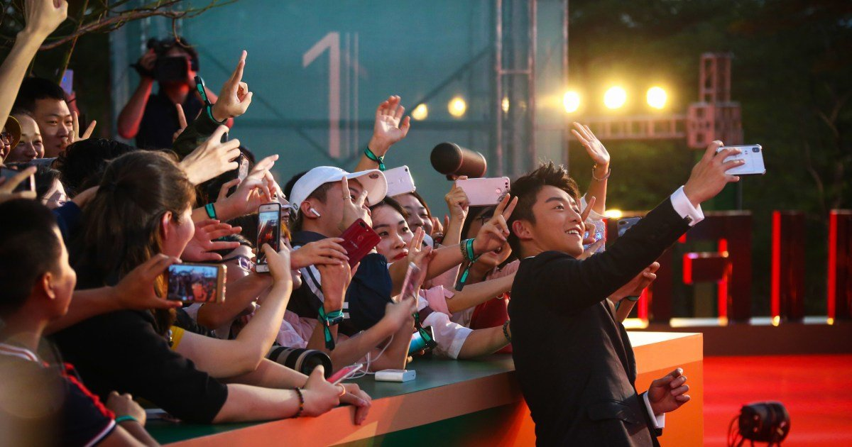China cracks down on fan groups, bans celebrity rankings as Beijing targets stars' influence