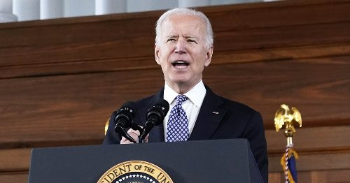 Biden's multitrillion-dollar infrastructure jam