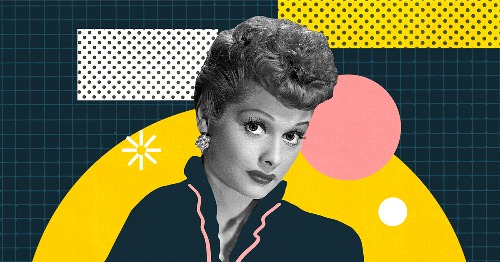 Lucille Ball's granddaughter on how her 'Nana' changed what it meant to be a working mother