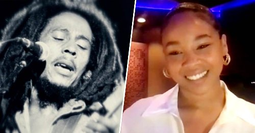 Bob Marley's granddaughter saw his face in the clouds: 'Nobody could tell me it wasn't him'