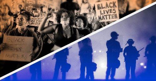 Attorneys in Derek Chauvin trial home in on key juror question: Black or Blue Lives matter?