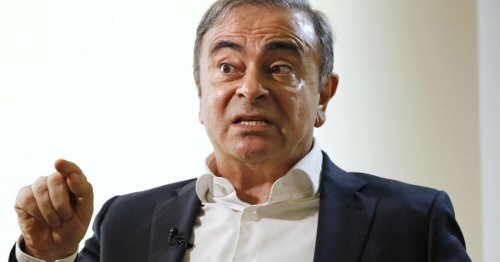 American father, son sentenced to Japan prison for helping Ghosn escape